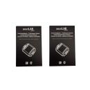 smartLAB cadspeed Smarter Geschwindigkeits- und Trittfrequenz Sensoren als Bundel für das Fahrrad mit ANT+ & Bluetooth