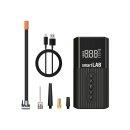 smartLAB pump1 smarter Akku-Luftpumpe elektrisch mit max. 150 PSI