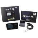 smartLAB walk P+ Schrittzähler mit Anzeige in Schwarz ohne App verwendbar